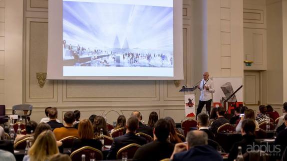 Evenimentele RIFF Bucuresti si Romanian Building Awards editia 2016,  o intalnire exceptionala cu arhitecti renumiti, in care s-a vorbit despre cultura arhitecturii