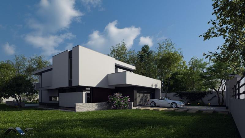 Casa Andy - Proiecte Case Etaj