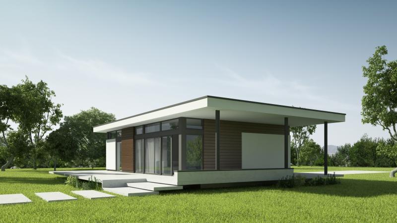 Casa Modulara Aveo - Proiecte Case Mici