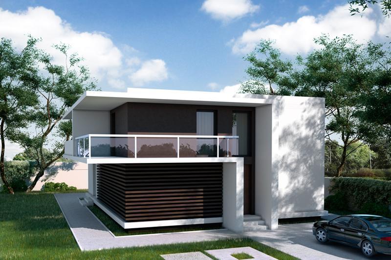 Casa Ana - Proiecte Case Etaj