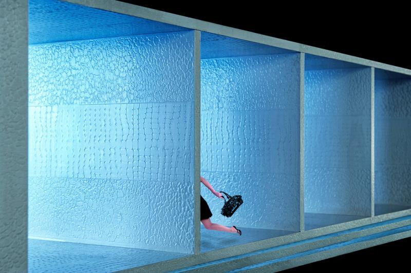 Vopsea decorativa de interior PLASMA 3D efect MIX - Mobilier si usi