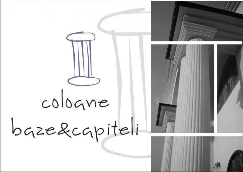 coloane baze capiteluri polistiren
