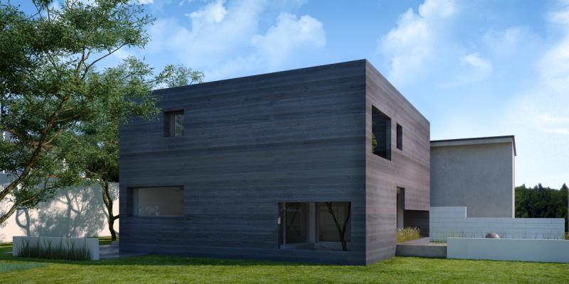 Garden House - Proiecte Case Etaj