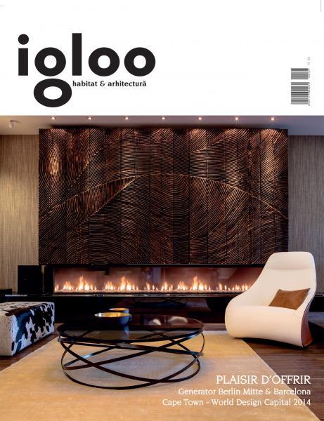 Igloo #147: 13 ani de arhitectura
