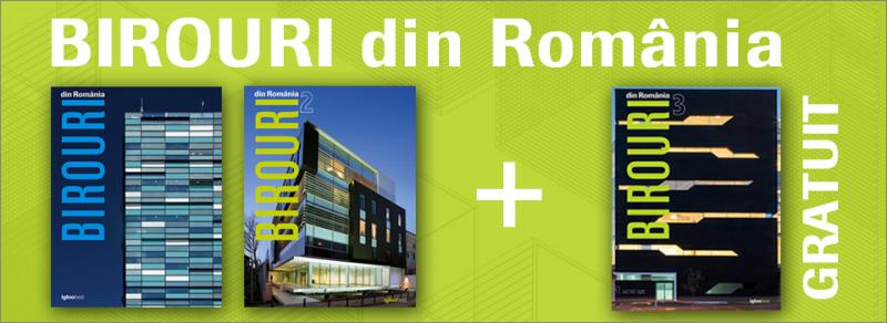 Pachetul promotional Birouri din Romania: 2 + 1 gratuit