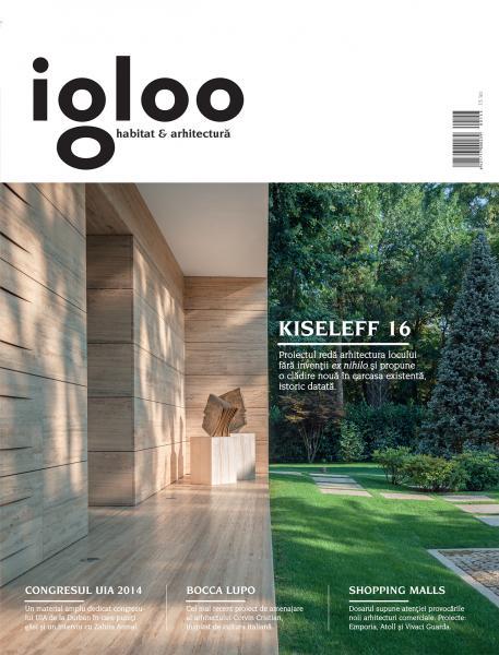 Igloo #153: Shopping malls