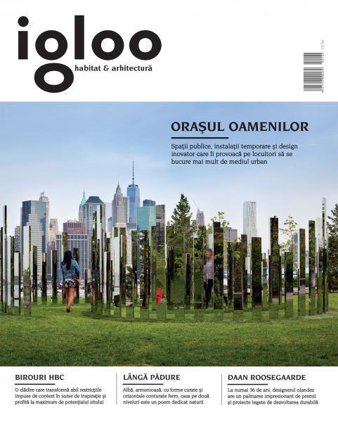 Igloo #162: Orasul oamenilor
