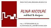 ALINA NICOLAE PFA - Arhitect Alina Nicolae